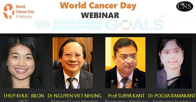 Business As Usual Will Fail Us On Cancer Control, SDGs