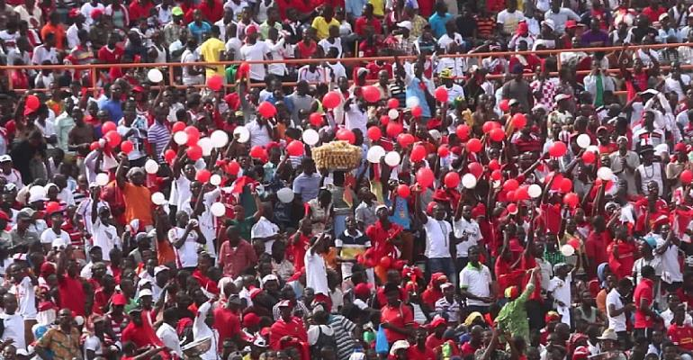 CAF Confederation Cup: Asante Kotoko Must Not Give Away Fixtures In The Group Stage