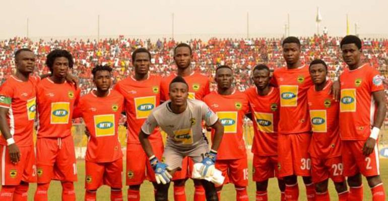 CAF CONFED CUP: Kotoko Fall Short In 1-0 Loss To Al Hilal