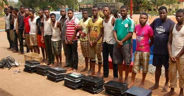 Cybercrime In Assin South, Who Are Those Adding Fuel To Fire?