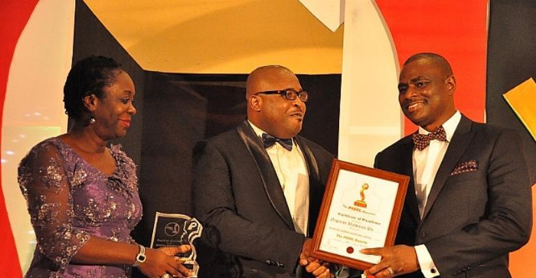 Pearl Award Nigeria 2013: Consumer Goods Award 2013