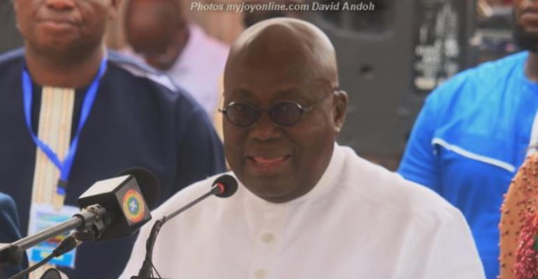 More Opportunities Exist In Science And Technology In Ghana--Akufo-Addo