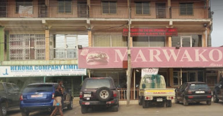 Mawarko Restaurant