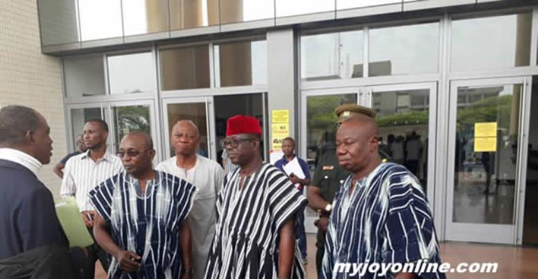 Major Mahama Family Raises Concerns Over Number Of Suspects Freed