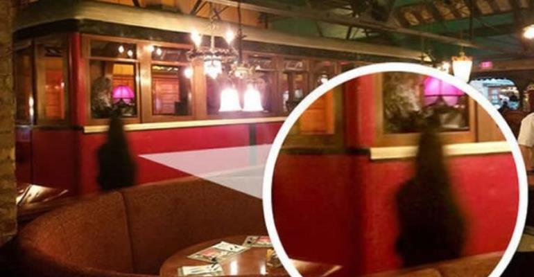 Google Maps Snapper Catches Phantom In Bar