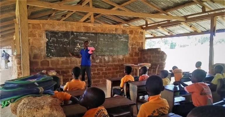Poor Infrastructure Grinding Education At Yaw Safo To A Halt