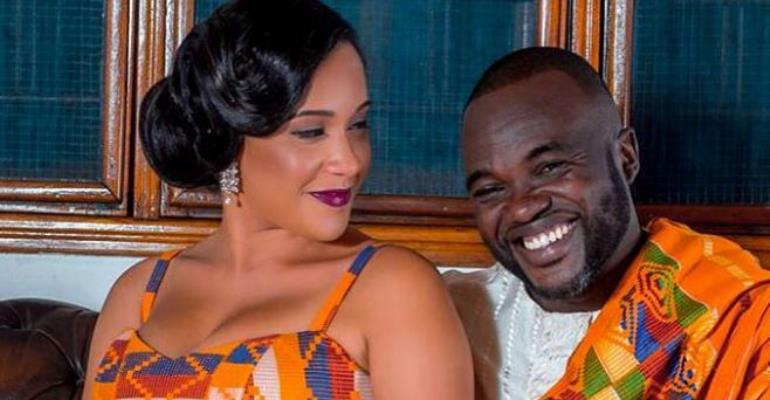 Ghanaian Actor, Frederick Nuamah Weds in Style (photos)