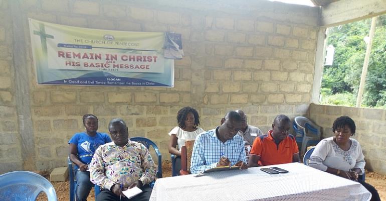 Better Days Are Ahead Tarkwa--Nsuaem MCE Assures