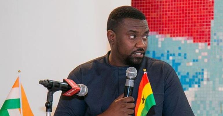Agriculture is definitely the way for Ghana's Economy…Ghanaian Actor, john Dumelo