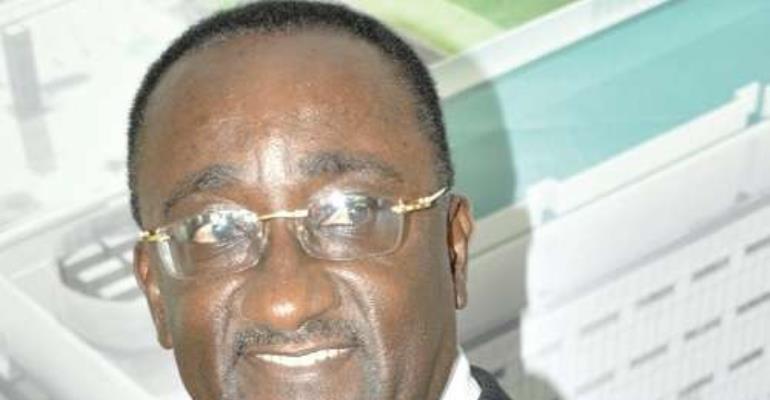 Agric Minister Dr. Akoto Osei