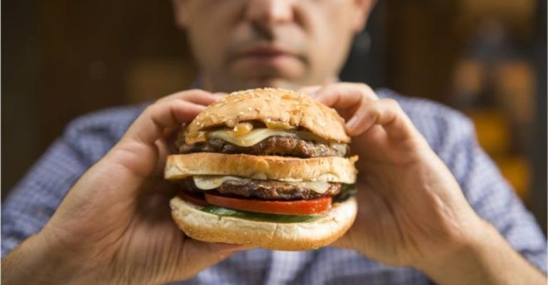 Britain 'Needs To Go On A Diet'