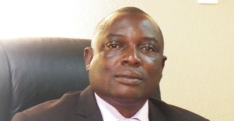 Prof Lawrence Atepor
