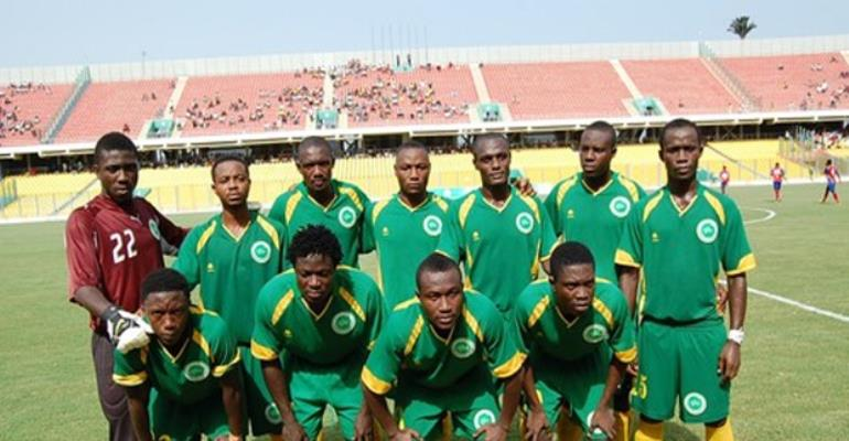 Sam Adams the hero as Aduana Stars beat Setif — CAF Champions League