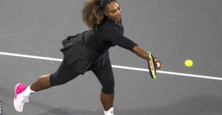 I'm Back And Ready – Serena Williams