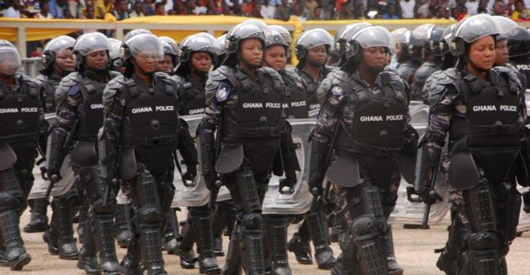 Police Recruitment And The Making Of Ghana's Robbery Industry