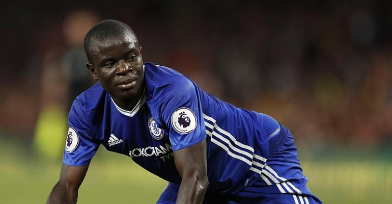 Kanté 'Fainted' In Dressing Room After Chelsea Training