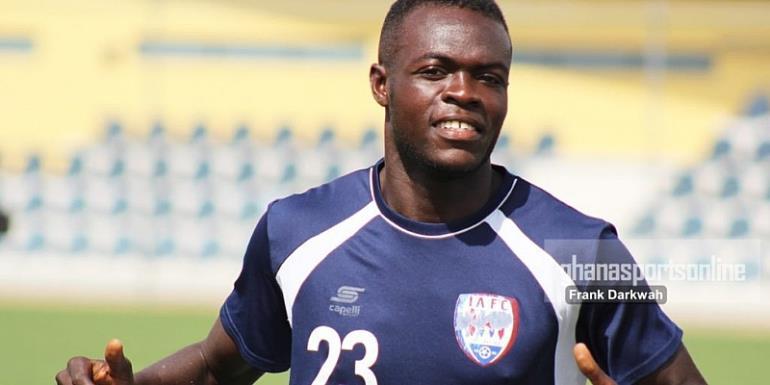 Antwi Amoako Joins Berekum Chelsea