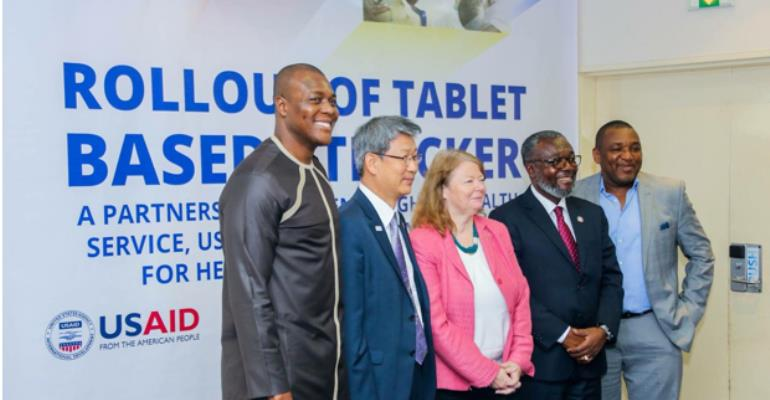Health Data Capture And Management: GHS Collaborates With Samsung And Others