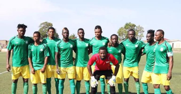 CAF CL: Aduana Stars Take First Leg Advantage Against Setif