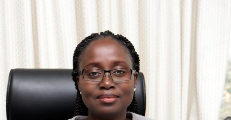 Until her appointment Sandra Opoku was the General Manager of the in-charge of Legal Affairs of GPHA