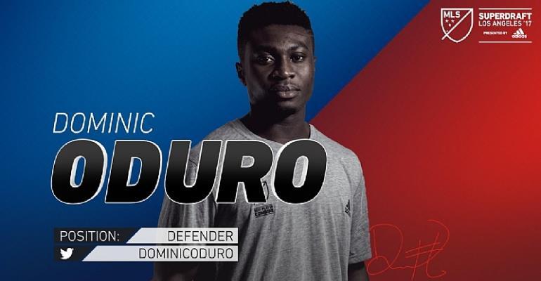 MLS side Seattle Sounders FC release Ghanaian defender Dominic Oduro