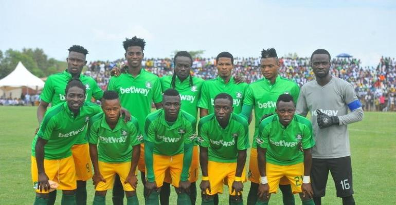 George Afriyie Insists Its Not Mission Impossible For Aduana Stars To Edge ES Setif