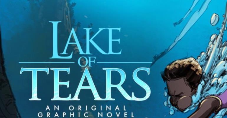 Ghanaian Graphic Novel 'Lake of Tears' Takes On Child Trafficking On Lake Volta