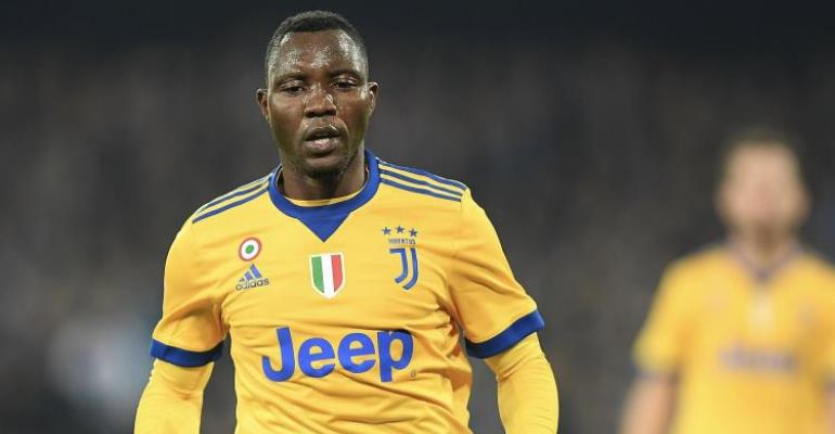 Kwadwo Asamoah Impress As Juventus Crash Out Tottenham Hotspurs Out Of Champions League