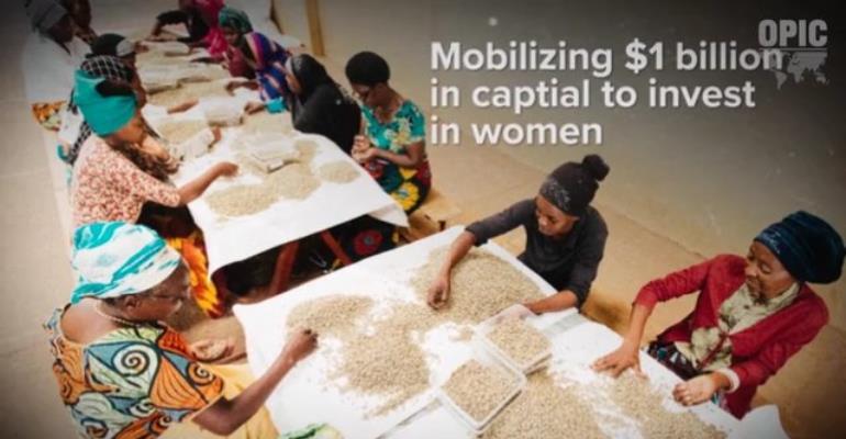 2X Women's Initiative To Mobilize Over $1billion