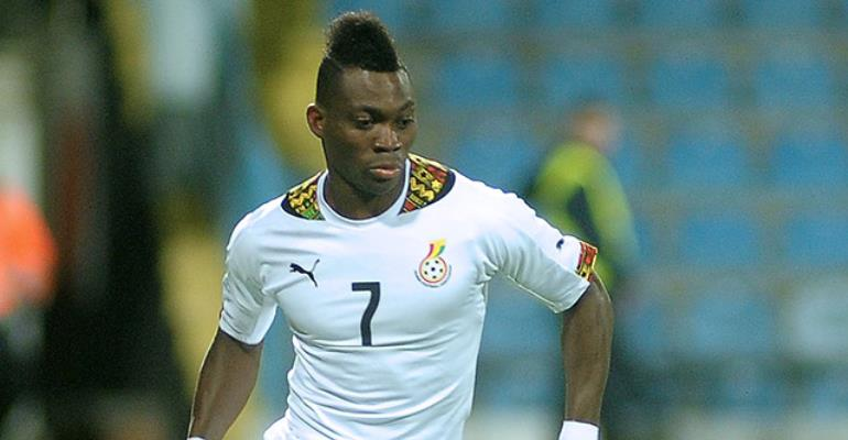 Christian Atsu Backs African Countries To Excel In Russia