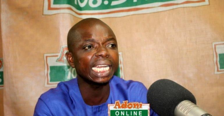 Re: Kofi Boakye released guns to 'NDC criminals' on orders - Abronye DC