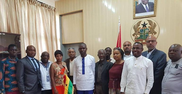 US Investors Ready To Invest In Cape Coast