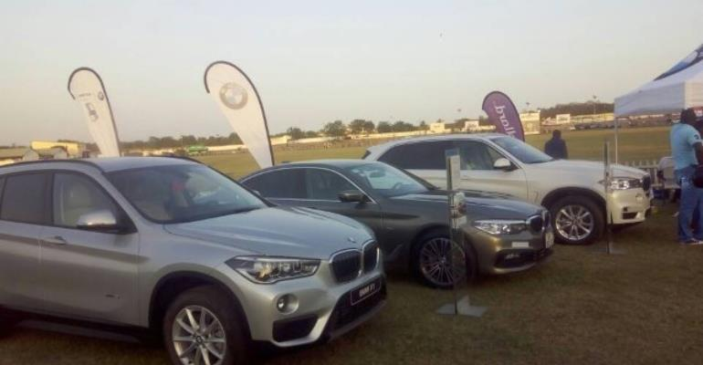 BMW Club Launched In Accra