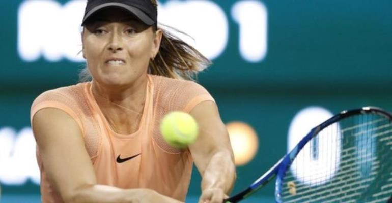Indian Wells Sharapova Loses To Osaka In First Round