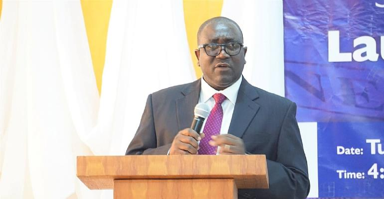 Mr. George Sarpong, Executive Secretary of the National Media Commission