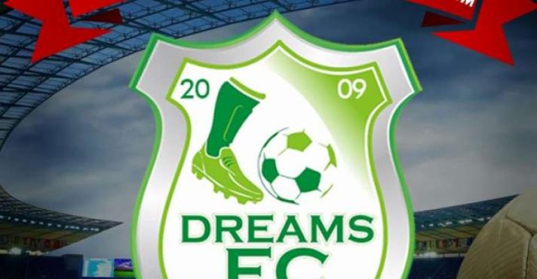 Dreams FC Host Inter Allies At Dawu In A Pre-season Friendly On Sunday