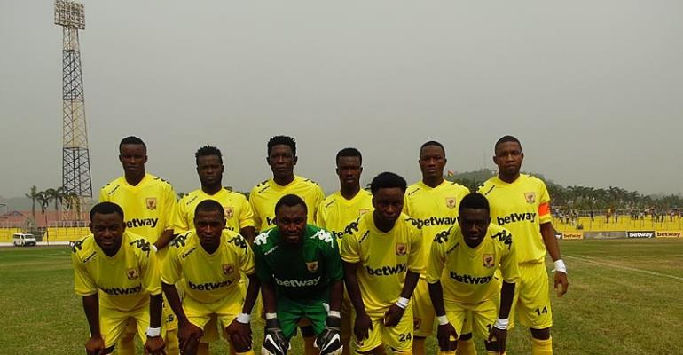AshantiGold To Play Liberty Professionals In Friendly On Sunday At The Len Clay