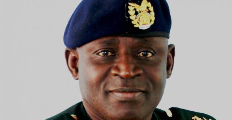 Lieutenant General OB Akwa