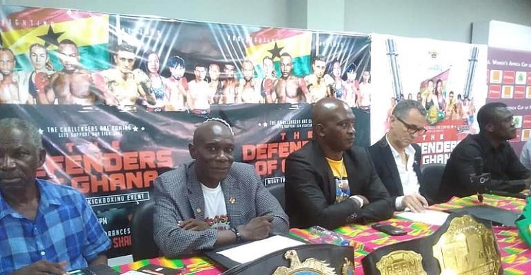 All Set For First Muay Thai International Championship in Ghana