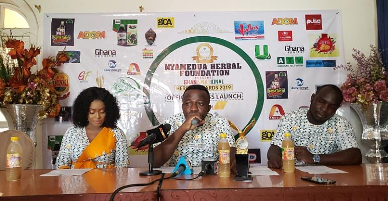 Ghana National Herbal Awards 2019 Launched [Video]