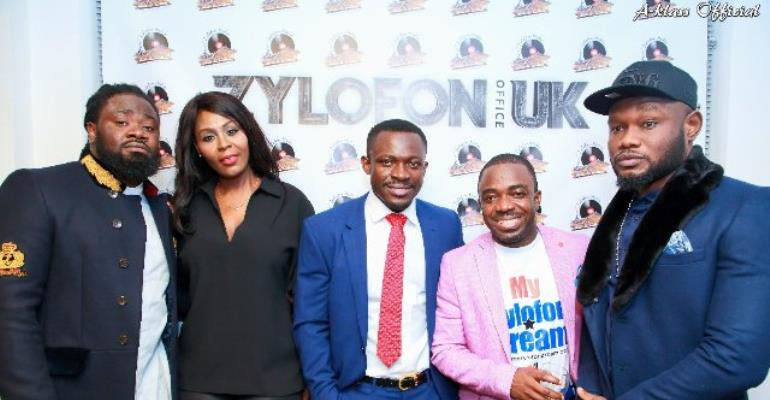 Photos: How Celebrities Dressed To  Zylofon Media UK Office Opening