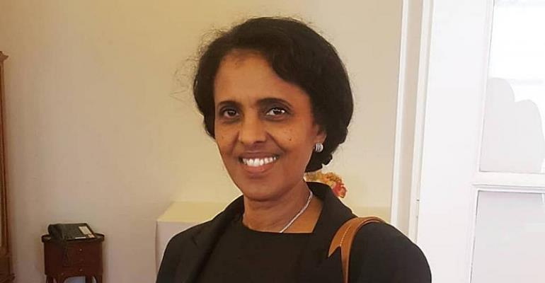 Eritrean Ambassador Fights For Women's Rights After Years Fighting A War