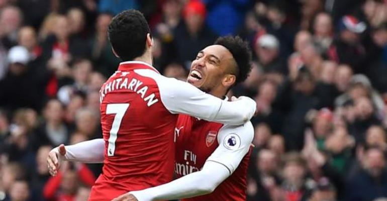 Pierre-Emerick Aubameyang admits to Arsenal struggles: I've found it tough