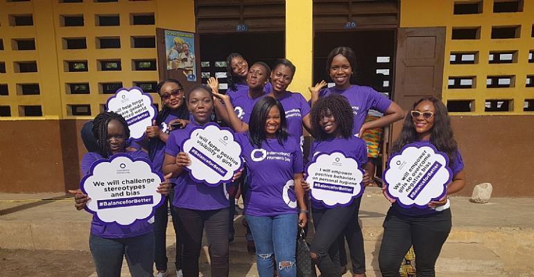 International Women's Day 2019--The Exp Ghana Way