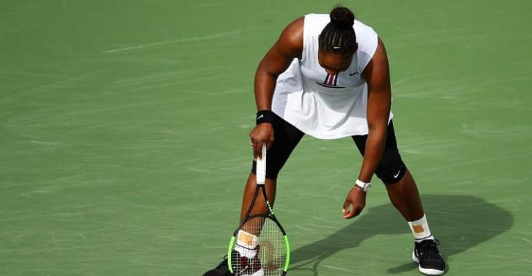 Serena cruises at Indian Wells