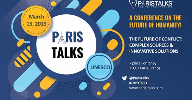 RFI English To Broadcast From 2019 Paris Talks Forum On The Future Of Conflict