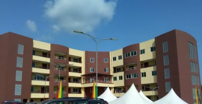 KNUST Commissions Institute Of Distance Learning Takoradi City Campus