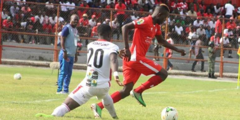 CAF CC: We Are In Ghana For Business - Nkana FC Defender