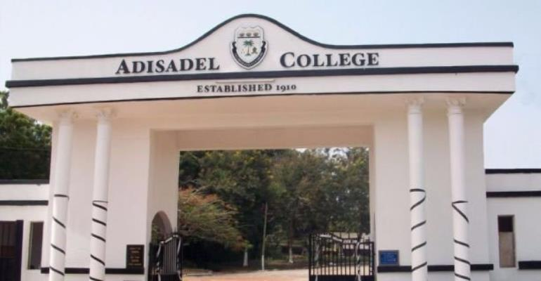 Adisadel College reduces admissions intake by half