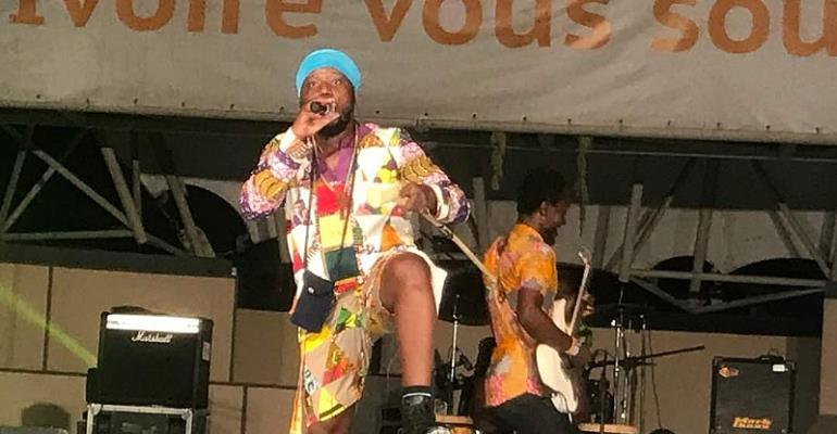 Blakk Rasta Gets Encore Request To Perform At MASA 2018 In Ivory Coast